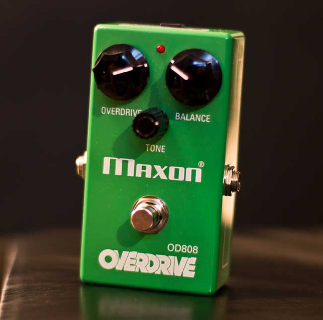 How to Know When to Use Different Overdrive Pedals