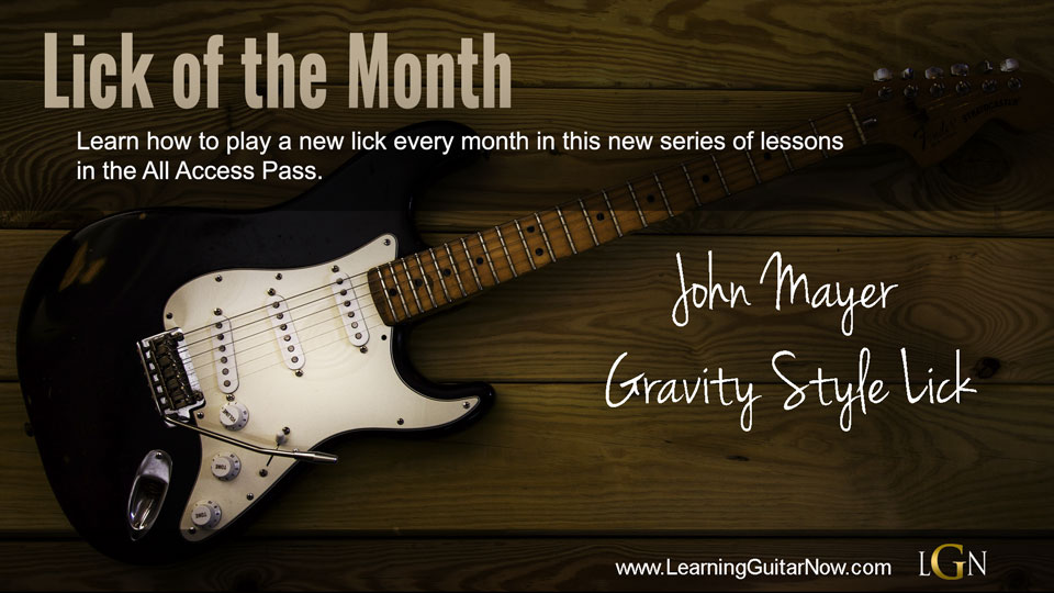 NEW Lick of the Month Series