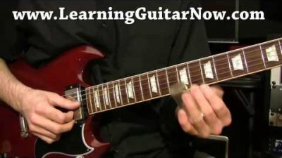 How to Play Slide Guitar Licks in Open E Tuning
