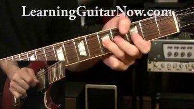 Blues Guitar Lesson: Turnaround Lick