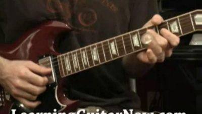 Slide Guitar Tutorial: Warren Haynes