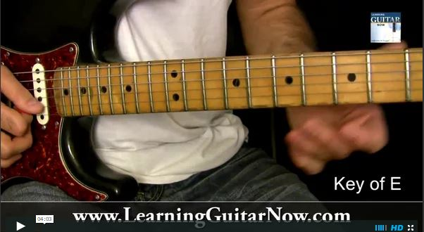 Video Podcast 49: Jimi Hendrix, SRV, and John Mayer Style Lick