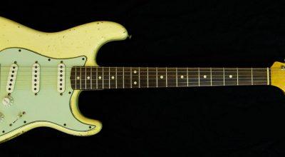 Fender Custom Shop Relic Strat