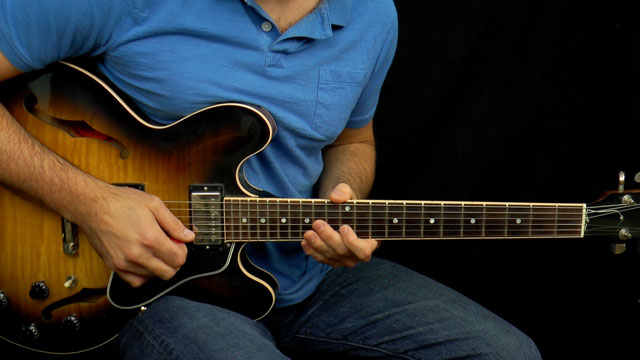 Podcast 2 - BB King Lucille Style Lick