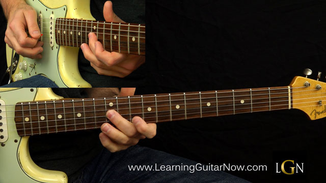 Podcast  9 - Eric Clapton Minor Blues Lick