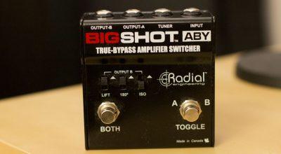 Radial Big Shot AB Switcher