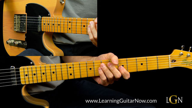 Podcast 15 - Johnny Lang Style Blues Guitar Lesson