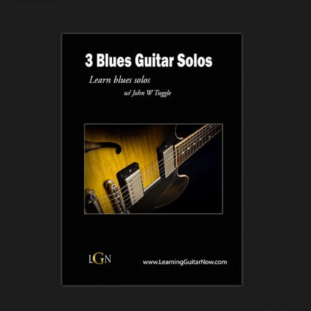 5 Easy Blues Solos