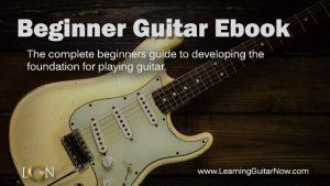 Total Beginner Guitar Ebook
