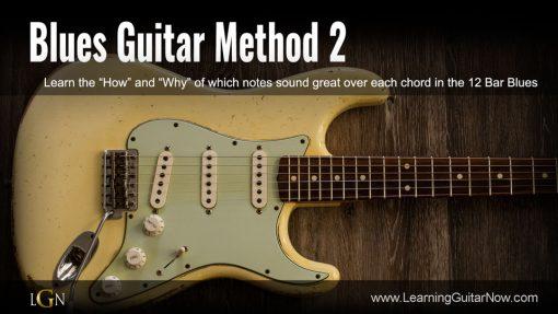 Blues Guitar Method 2