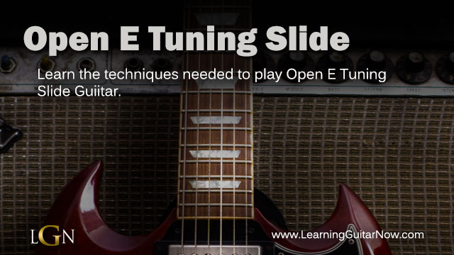 Slide Guitar Lessons | Learning Guitar Now