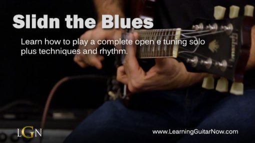 Slidn the Blues