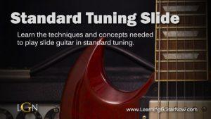 Standard Tuning Slide