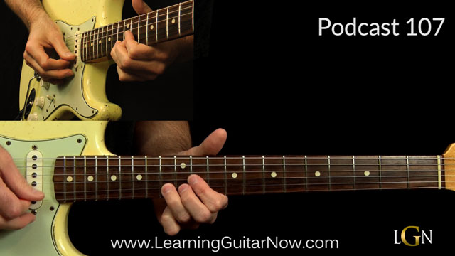 John Mayer Slow Blues Lick Lesson – Podcast 107