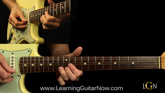 Podcast 18 - John Mayer Slow Blues Lesson