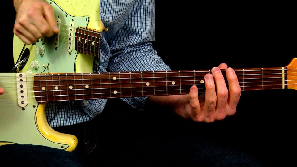 blues rhythm guitar learning guitar now. Black Bedroom Furniture Sets. Home Design Ideas