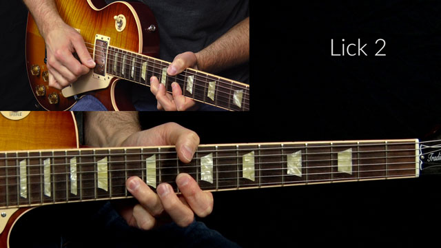 Dickey Betts Statesboro Blues Lesson