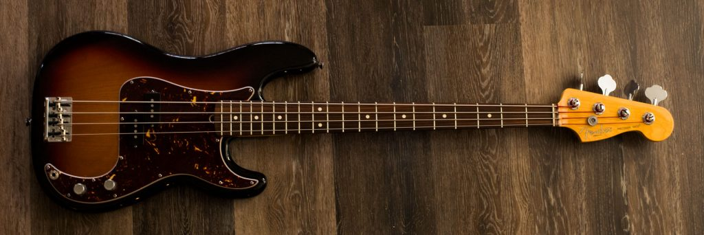 Fender American Precision Bass
