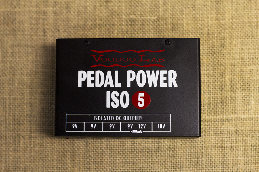 Voodoo Lab ISO-5 Pedal Power