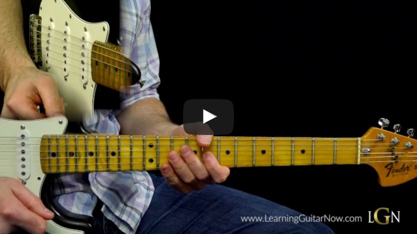 Eric Clapton Lesson – Combining Scales