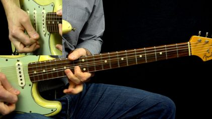 Podcast 24 – Gary Moore Sky is Crying Lesson