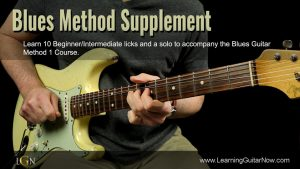 Blues Method Supplement