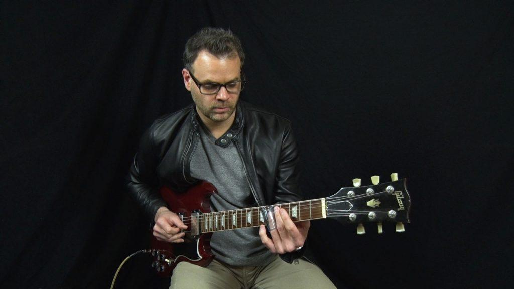 Podcast 25 - Slow Blues Lesson