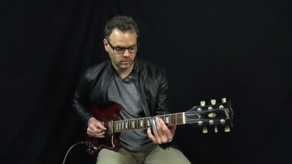 Podcast 25 – Slow Blues Lesson