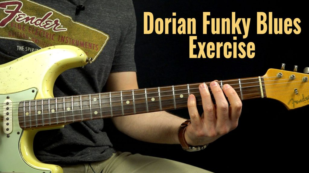 Podcast 27 - Funky Dorian Exercise Podcast