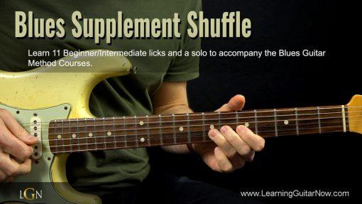 Blues Supplement Shuffle