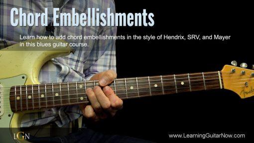 Chord Embellishments