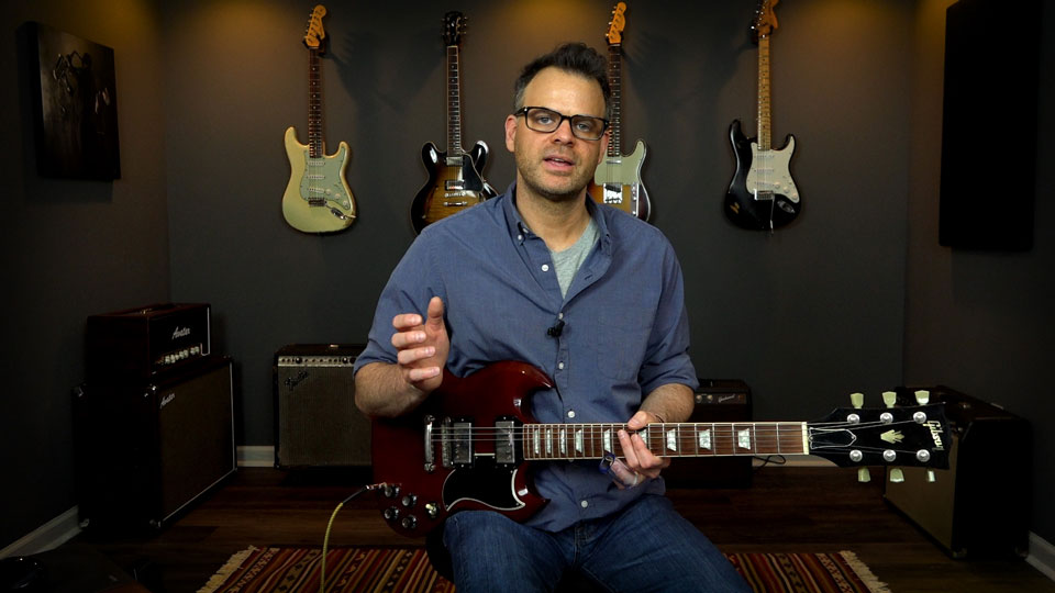 Open E Tuning Slide Slow Blues Solo  Podcast 123