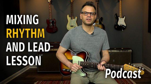 Rhythm and Lead Exercise Podcast 37