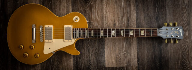 Gibson Custom Shop Les Paul 57 Reissue