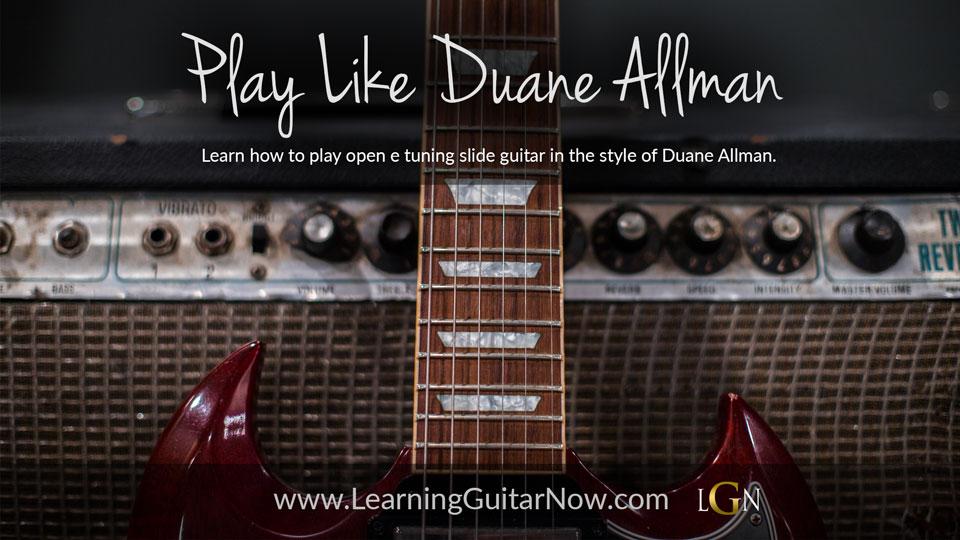 statesboro blues slide guitar lesson. Black Bedroom Furniture Sets. Home Design Ideas