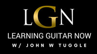 Learning Guitar Now