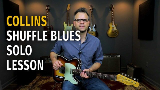 Collins Style Blues Solo - Podcast 48
