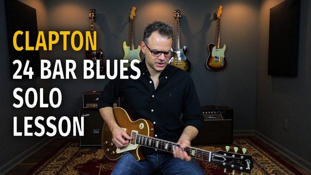 Clapton, Freddie King E Blues Solo - Podcast 50