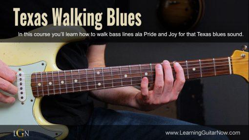 Texas Walking Blues