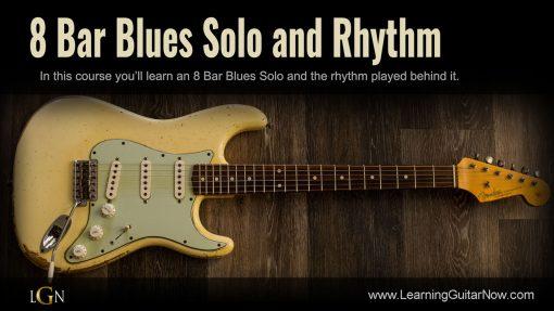 8 Bar Blues Solo