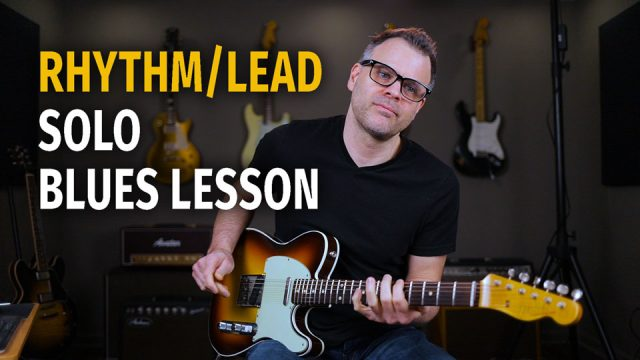 Unaccompanied Rhythm and Lead Solo - Podcast 59