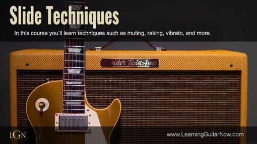 Slide Techniques