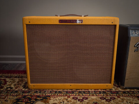 Fender 57 Tweed Twin Reissue
