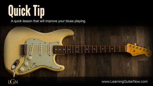 Quick Tip 13 - Open E Slide Rhythm