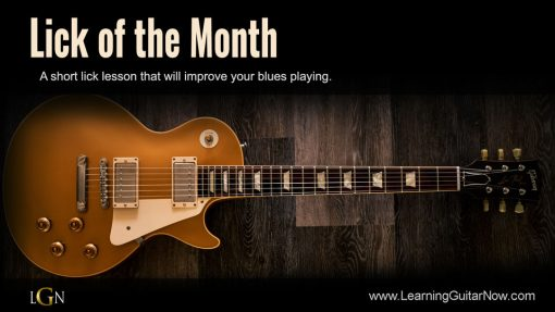 Lick of the Month 14 - Blue Sky Style